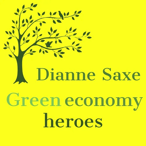 Dianne Saxe Green Economy Heroes podcast