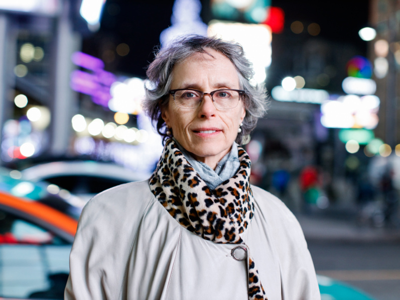 Dianne Saxe environment and climate lawyer